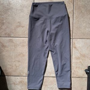 Grey P'tula crop leggings